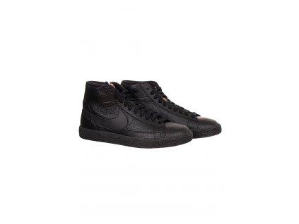 NI17 Nike dámské kotníkové tenisky Blazer černé