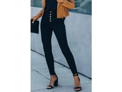 KC7273DG KanCan dámské džíny černé