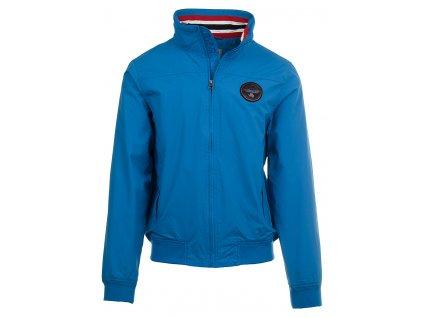 NA33 Napapijri pánská bunda modrá (1)
