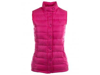 G27 Gant dámská vesta růžová
