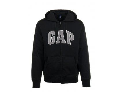 GP10 Gap pánská mikina černá (1)