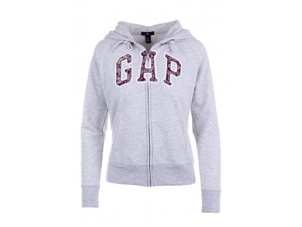 GP12.2 Gap dámská mikina šedá