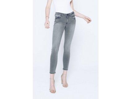 KC8 KanCan dámské džíny šedé (2)