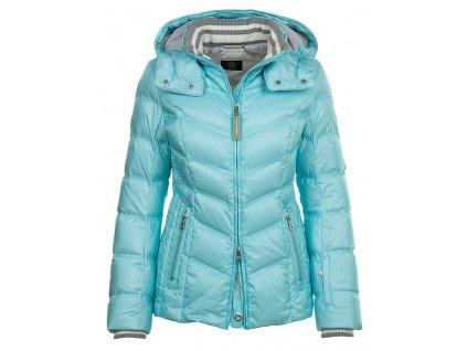 BG10 Bogner dámská bunda světle modrá (1)