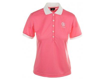 Bogner sport June dámské polo tričko růžové