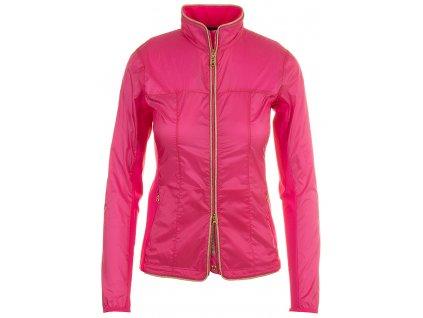 BG15 Bogner dámská bunda růžová (1)