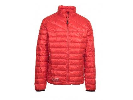 AR9 Armani pánská bunda červená (1)