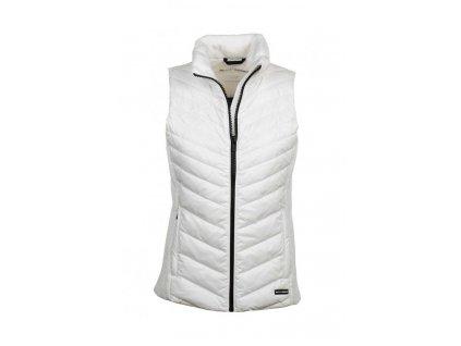 DKNY dámská vesta bílá