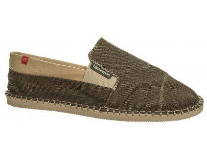 Havaianas dámské boty hnědé