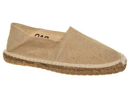 OA1 OAS dámské boty béžové (1)