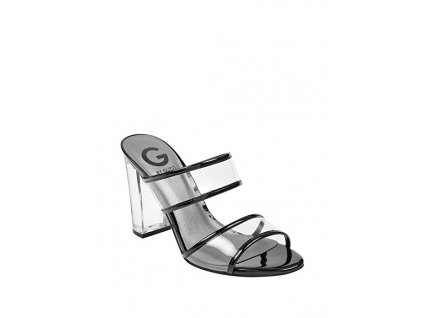 G By Guess Brayla Lucite mules
