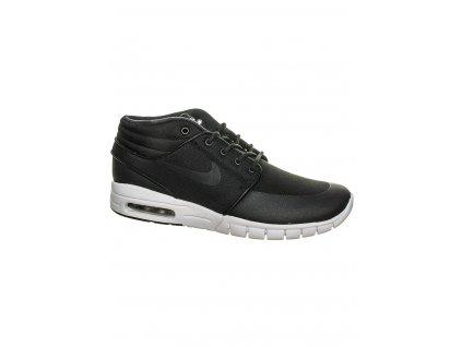 NI10 Nike tenisky černé (1)
