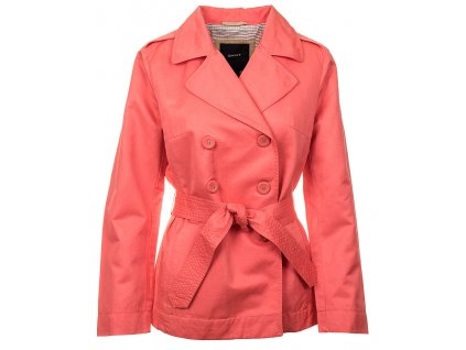 G67 Gant dámský kabát růžový (1)
