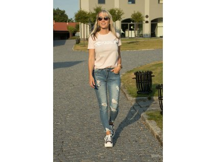 KL1 Karl Lagerfeld dámské tričko (2)