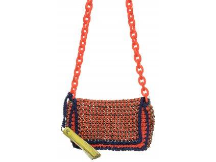 RE2 Replay dámská kabelka červená (1)