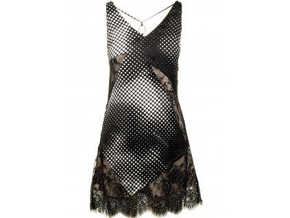GU235 Guess dámské šaty černá (1)