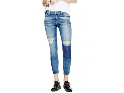 Guess jeans Mid-Rise Ankle Skinny GU152