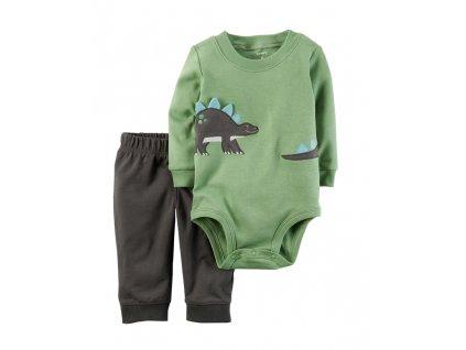 CR23 Carters dětský set zelený