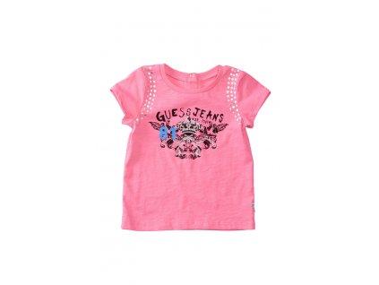 GU72 dětské tričko růžové