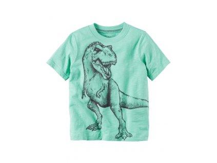 CR44 Carters dětské tričko zelené