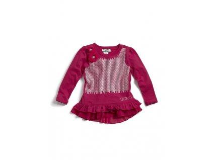 GU104 Guess dětský top růžový
