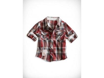 GU74 Guess dětská košile červená