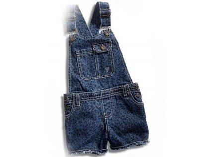 GU86 Guess dětské šortky modré