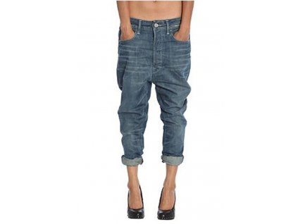 GR1 G STAR RAW jeans Hank X loose tapered dámsé džíny