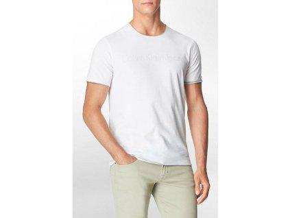 CK10 Calvin Klein pánské tričko bílé