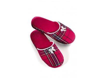 VS22 Victorias Secret pantofle červené