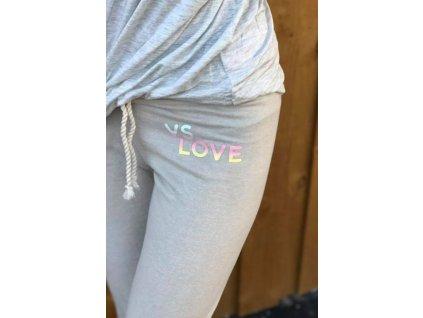 VS52 tepláky Victoria's Secret Love