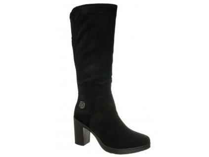 USP5 Polo dámské boty černé (1)