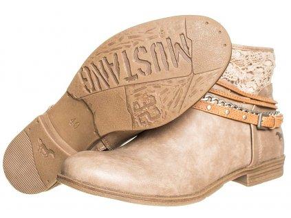 MT1 dámské kotníkové boty