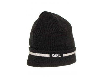KL11 Karl Lagerfeld zimní čepice