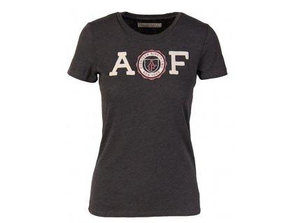 Abercrombie dámské tričko šedé