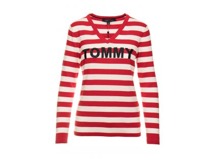 TH67 Tommy Hilfiger dámský svetr (1)