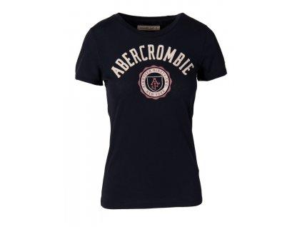 AB9 Abercrombie dámské tričko modré