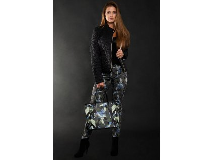 AR1 Armani dámskaá bunda černá