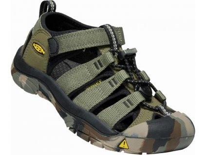 KN54 Keen dětské sandály (2)