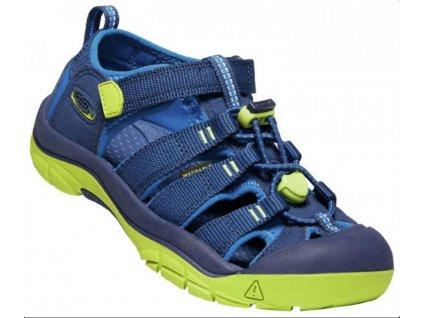KN57 dětské sandály V