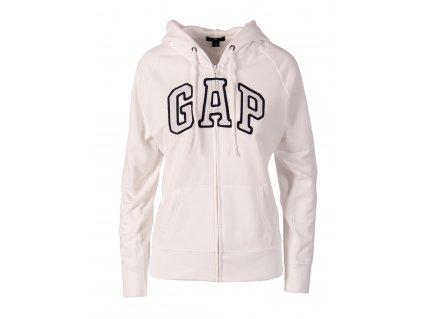 GP4 Gant dámská mikina bílá (1)