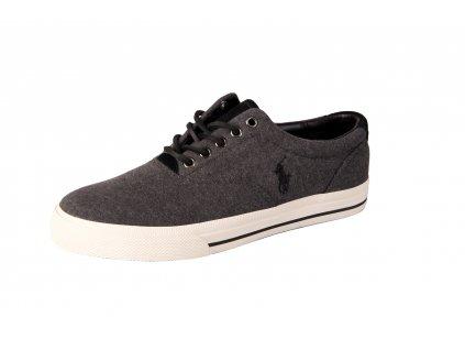 Ralph Lauren pánské boty šedé