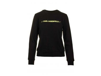KL43 Karl Lagerfeld dámská mikina (1)