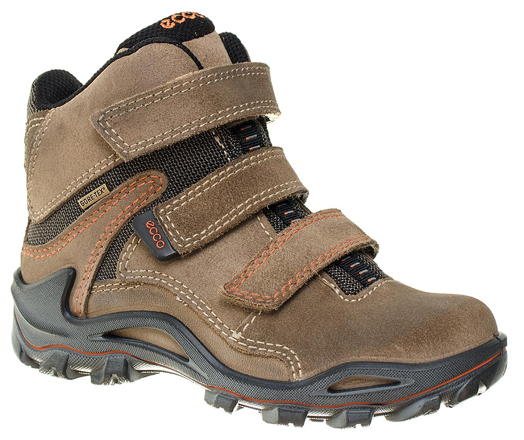 ECCO zimní kotníčkové boty goretex Velikost: EU 28