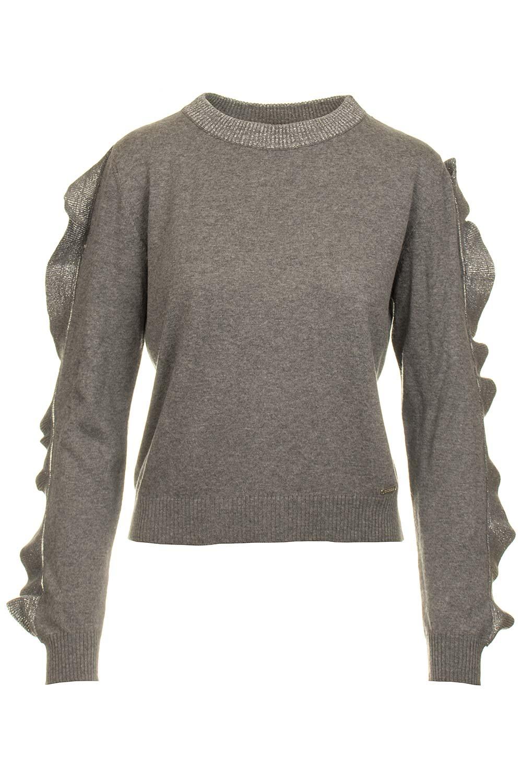 Guess dámský svetr šedý Velikost: XS