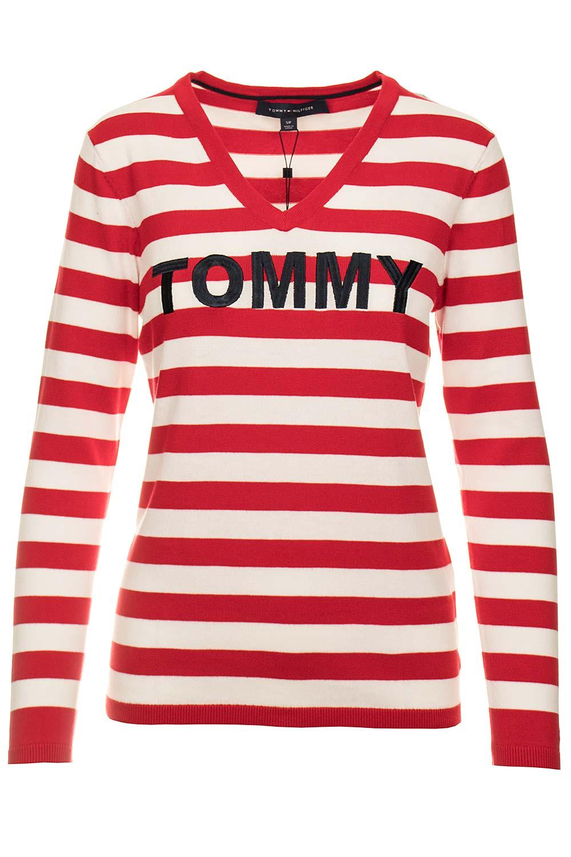 Tommy Hilfiger dámský svetr Velikost: L