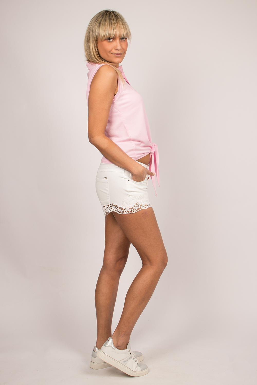 Ralph Lauren dámský top růžový Velikost: S