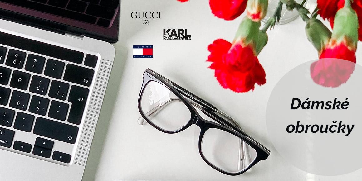 Karl Lagerfeld obroučky