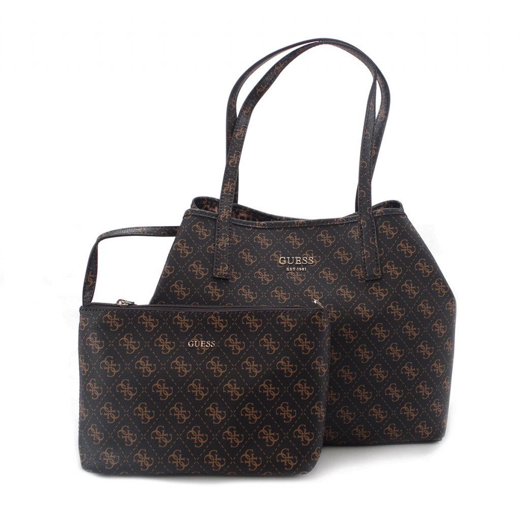 Guess Vikky kabelka Brown - Fashion Center bf266f02f4f