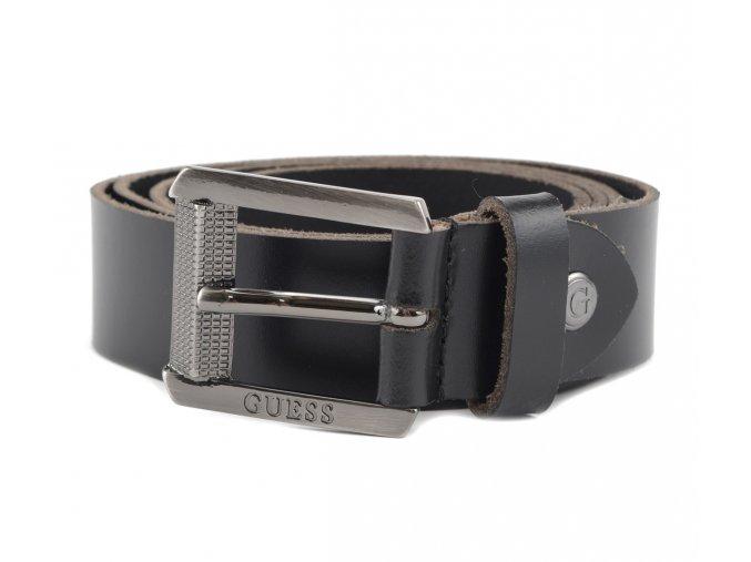 Guess pánský pásek BM3002LEA35-BLA